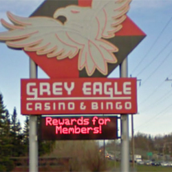 Grey Eagle Casino Calgary