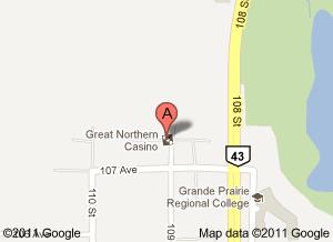 Great Northern Casino Grande Prairie