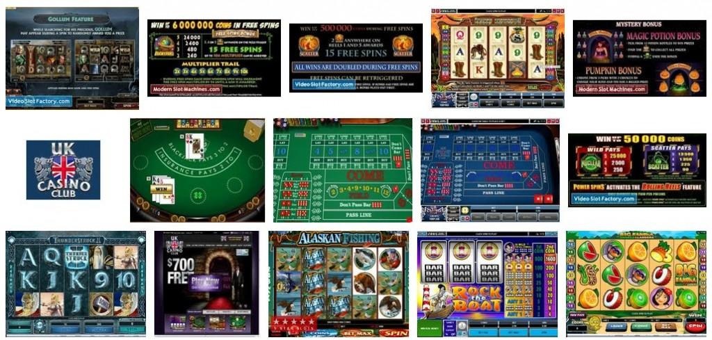 Uk Casino Club Online Casino